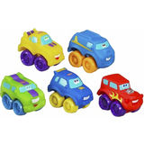 Wheel Pals  5 Car Fleet - Train