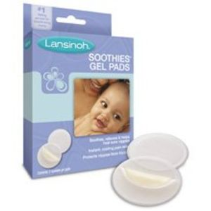 Lansinoh Soothies Gel Pads (1 pair/3 inches)