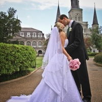 French Quarter Wedding, NOLA