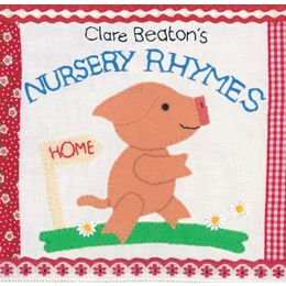 Cute book of nursery rhymes!