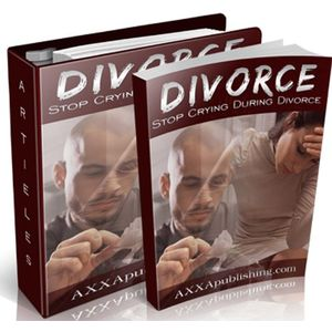 """ Divorce"" - Stop Crying During Divorce!"