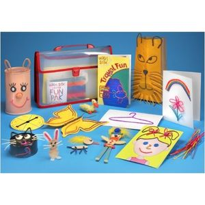 Wikki Stix Tons of Fun Activity Set