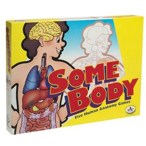 Somebody Board Game