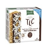 Kashi TLC Fruit & Grain Bar, Dark Chocolate Coconut, 6-Count Bars (Pack of 6)