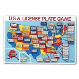 Trunki by Melissa & Doug U.S.A. License Plate Game