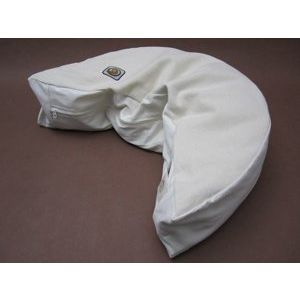 The Nesting Pillow - Organic Nursing Pillow with Washable Slip Cover