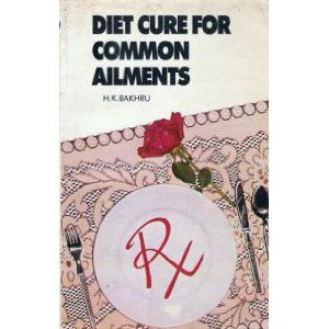 Diet Cure for Common Ailments