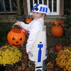 nighten's photos in Enter the Mothering Halloween Costume Contest sponsored by Barefoot Books!