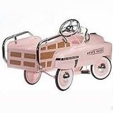 American-Retro Classic Pedal Pink Estate Wagon