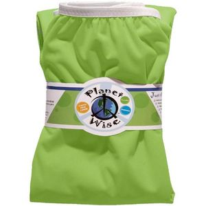 Planet Wise Diaper Pail Liner - Avacado