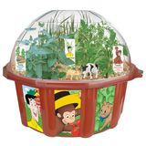 DuneCraft Curious George Dome Terrarium