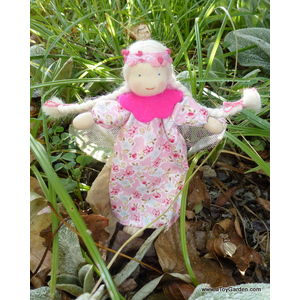 Image of: Kathy Kruse Pink Fairy Doll