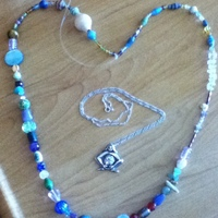 Labor Beads & Necklace