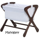 Cariboo Classic Bassinet - Mahogany
