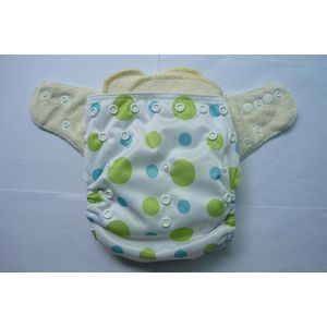 Alva Baby One Size Pocket Diapers