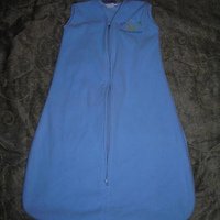 sleeveless sleep sack size 6-12 mos