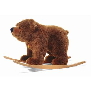 Steiff Urs Riding Bear