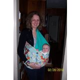 BabyO Slings Koto Baby Pouch