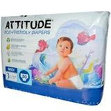 Attitude - Eco-Friendly Baby Diapers Size 3 (11-24 lbs) - 30 Diaper(s)