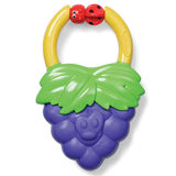 Vibrating Fruit Teether
