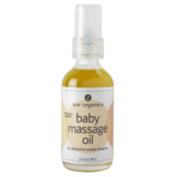 zoe organics Baby Massage Oil