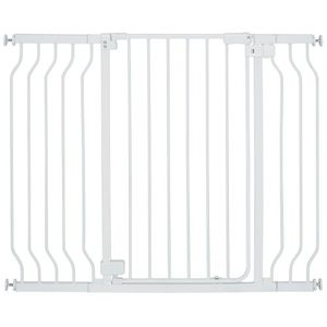 Summer Infant Sure and Secure Extra Tall Walk-Thru Gate, White