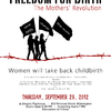 "BirthHerWay's photos in 9/20 - ""Freedom For Birth"" film premiere screening - Wilmington NC"