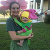 tristanjewel's photos in Enter the Mothering Halloween Costume Contest sponsored by Barefoot Books!