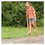 Nova Natural Wooden Stilts