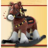 Tek Nek Rockin' Rider Dakota the Deluxe, Animated Rocking Horse with Sounds