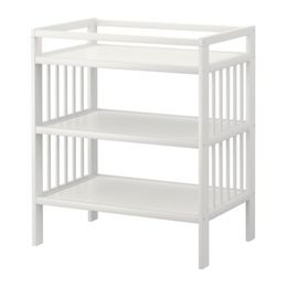 Sturdy clean line changing table