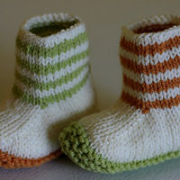 Lovebug Booties