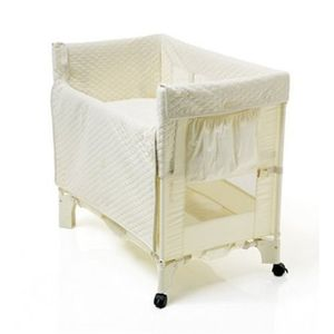 Arms Reach Mini Convertible Co-Sleeper - Cocoa / Natural