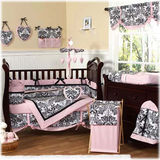 JoJo Designs Sophia 9 Piece Crib Set