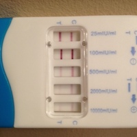Detect 5 Pregnancy Test. Kinda cool!