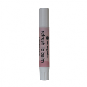 Zoe Organics Refresh Lip Balm