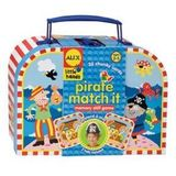 Alex Little Hands Pirate Match It Memory Game