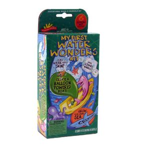 Scientific Explorer My First Water Wonders Kit
