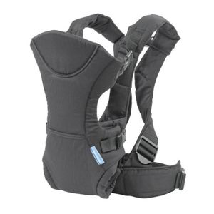 Infantino Flip Front 2 Back Carrier Black