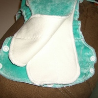Newborn Cogsmo Diaper Interior