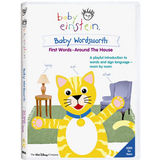 Baby Wordsworth First Words - Around the House DVD