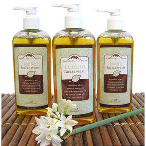 Mountain Rose Lemon Facial Wash