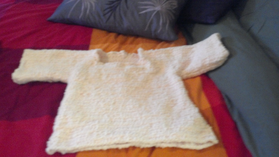 sweater for DD 12