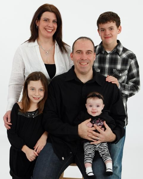family pic, Dec. 2009
