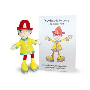 Thumbuddy To Love- Fireman Fred