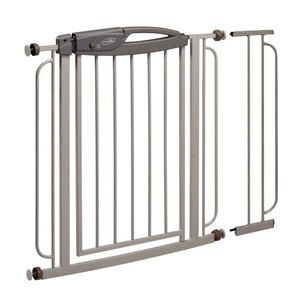 Evenflo Summit Pressure Mounted Metal Gate