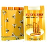 Burt's Bees Bee Keeper Classic Lip Balm 4-pc. Gift Set