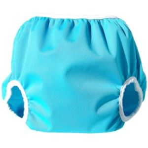 Bummis Pull On Diaper Cover (Small 8-18 pounds, Ocean)