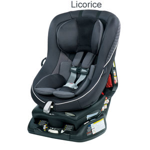 Combi Zeus 360 Convertible Car Seat - Licorice