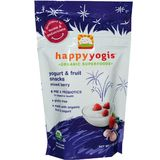 Happy Baby happy yogis Yogurt Snacks Mixed Berry